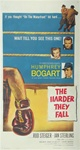 The Harder They Fall Original US Three Sheet