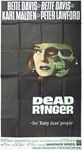 Dead Ringer Original US Three Sheet