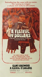 Fistful Of Dollars Original US Three Sheet