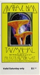 Grateful Dead And Taj Mahal Original Tickets