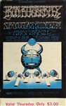 Iron Butterfly Original Tickets