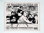 Chambers Brothers and the Velvet Underground Limited Edition Silkscreen