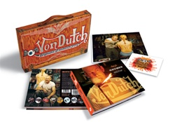 Von Dutch The Art Of Von Dutch Hardcover Limited Book