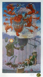 Robert Williams Appetite for Destruction Limited Edition Print