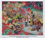 Robert Williams Hallucinating Reprobate Poster