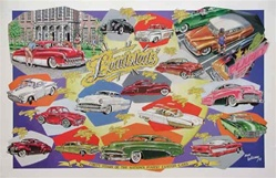 Robert Williams Leadsleds Poster
