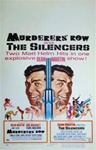 Murderers' Row and the Silencers US Window Card