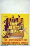 From Here To Eternity US Window Card