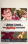 Nutty Professor US Window Card