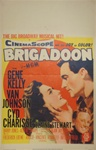 Brigadoon US Window Card