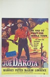 Joe Dakota US Window Card