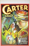 Carter the Great US Window Card