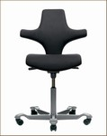HAG Capisco Chair ESD Clean Room