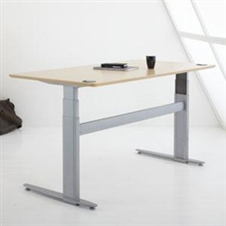 Ergo Depot AD129 Adjustable Height Desk