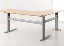 Ergo Depot adjustable desk AD129-3