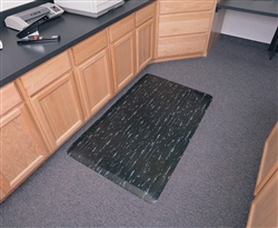 Rhino Mat Marbleized Tile Top Anti Fatigue Mat