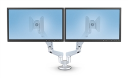 ESI Edge Monitor Arm - Dual Mount