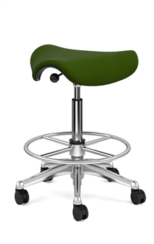 Humanscale Freedom Chair, Humanscale Saddle, Humanscale Stool
