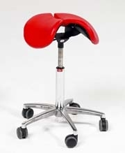 Salli Twin Saddle w/ Tilt