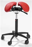 Salli MultiAdjuster Saddle Stool