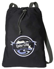 Lake City FSC Cinch Bag