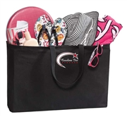 Carolina Ice Synchro Jumbo Tote Bag