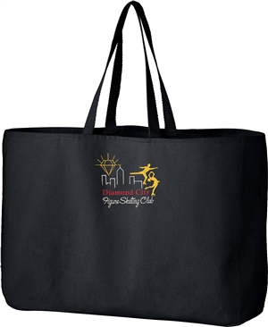 Diamond City FSC Jumbo Tote Bag