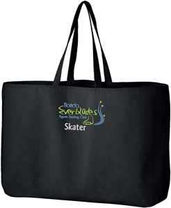 Florida Everblades Jumbo Tote Bag