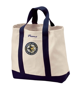 Center Ice FSC Carry All Two Tone Tote