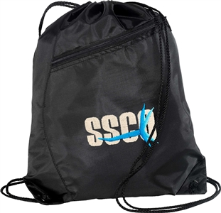 Sooner SC Cinch Bag