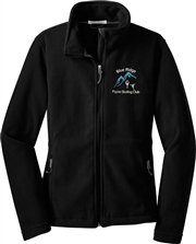 Blue Ridge FSC Ladies Fleece Jacket