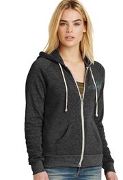 Central Carolina SC Eco-Fleece Zip Hoodie