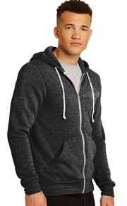Central Carolina SC  Rocky Eco-Fleece Zip Hoodie
