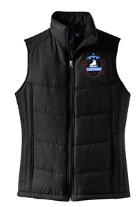 Carolinas FSC Ladies Puffy Vest