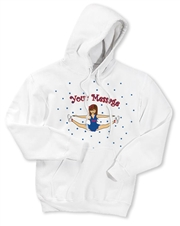 Cheer Toe Touch Hoodie