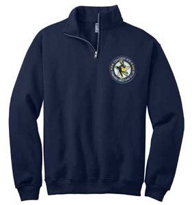 Center Ice FSC 1/4 zip Fleece