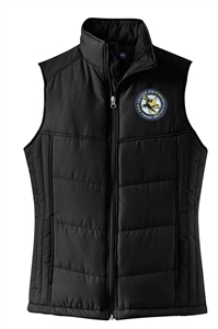 Center Ice Ladies Puffy Vest