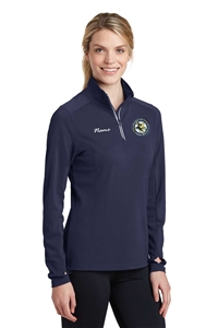 Center Ice FSC Ladies 1/4 Zip Athletic Fleece