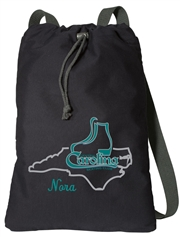 Central Carolina SC Cinch Bag