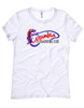 Columbia Bella Jesey Tee White