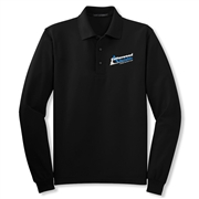 Cottonwood Heights Unisex Long Sleeve Polo