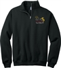 Diamond City FSC 1/4 zip Fleece