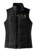 Diamond City Ladies Puffy Vest