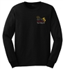 Diamond City Embroidered Long Sleeve Tee