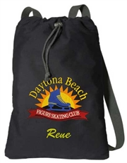 Daytona Beach FSC Cinch Bag