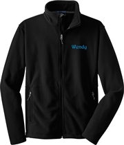 Ice Artists Production Team Polar Fleece Jacket
