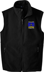 FSC of Charlotte Polar Fleece Vest
