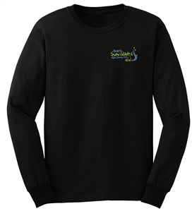 Florida Everblades FSC Embroidered Long Sleeve Tee