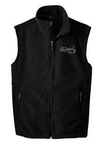 Florida Everblades FSC Fleece Vest