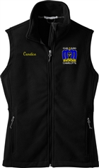 FSC of Charlotte Ladies Fleece Vest